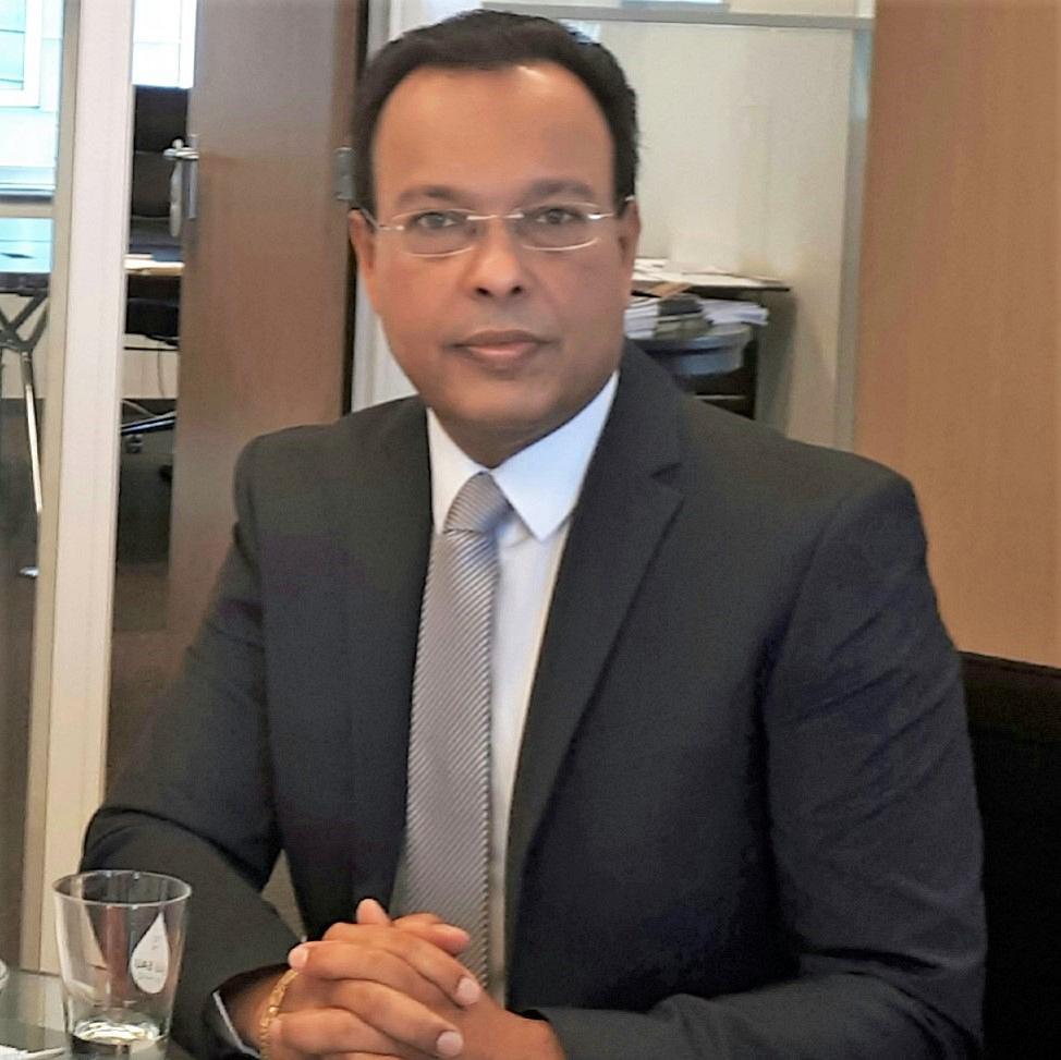 Prof.Dr. Dewanand Mahadew RM MIMGT CIBDE